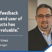 Glimpse into Gilmore: Gerardo Martinez, roadmap to the new standard in reliability