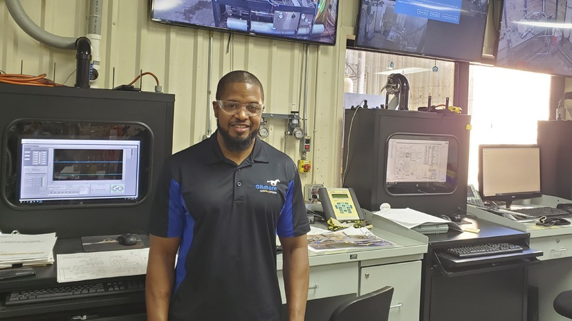 Glimpse into Gilmore: Carlton Sykes, Supervisor, R&D Laboratory